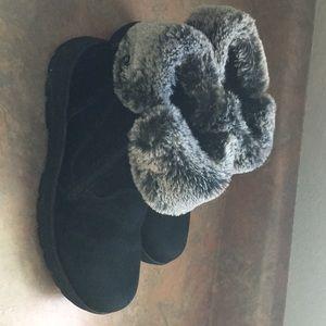 Khombu woman's winter boots